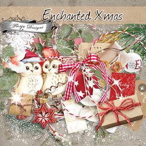 Enchanted Xmas [ Kit PU ] by Florju Designs