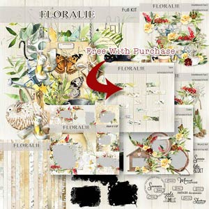 Floralie BUNDLE by Florju Designs PU
