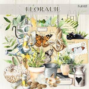 Floralie KIT by Florju Designs PU