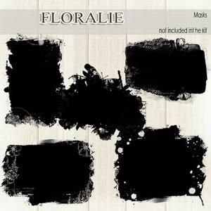 Floralie Clipping Masks by Florju Designs PU