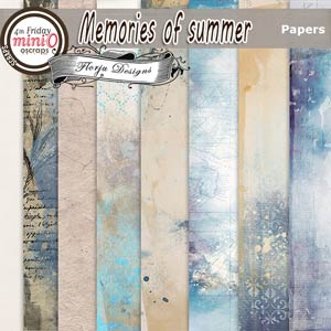 Memories Of Summer [Papers PU ] by Florju Designs