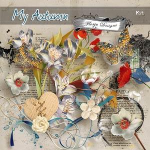 My Autumn  { Kit PU } by Florju Designs