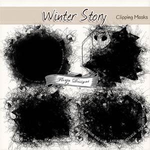 Winter Story [ Mask PU ] by Florju Designs