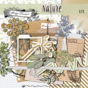 Nature [ Kit PU ] by Florju Designs