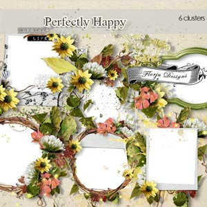 Perfectly Happy [ Clusters PU ] by Florju Designs