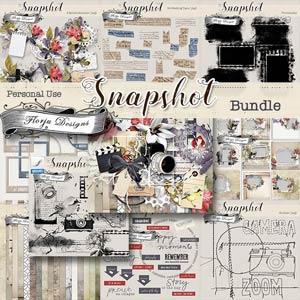Snapshot { Bundle PU } by Florju Designs