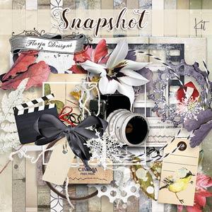 Snapshot { Kit PU } by Florju Designs