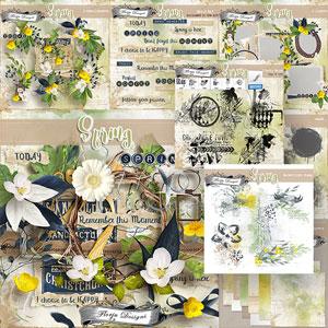 Spring {Bundle PU} by Florju Designs