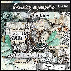 Freezing Memories Full Kit