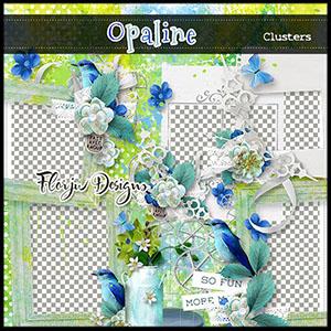 Opaline Clusters