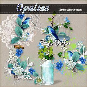 Opaline Embellishments