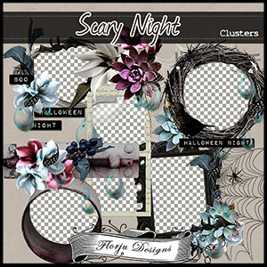 Scary Night Clusters