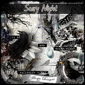 Scary Night Full Kit