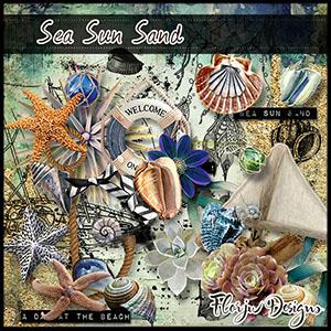 Sea Sun Sand Kit