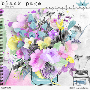 BLANK PAGE THE KIT