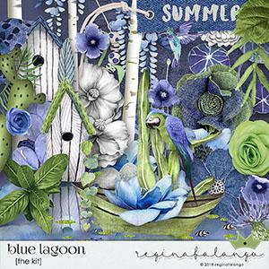 BLUE LAGOON KIT
