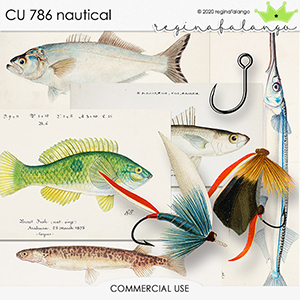 CU 786 NAUTICAL