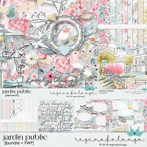 JARDIN PUBLIC BUNDLE + FWP