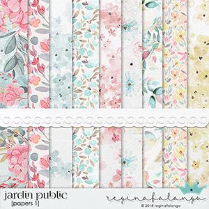 JARDIN PUBLIC PAPERS 1