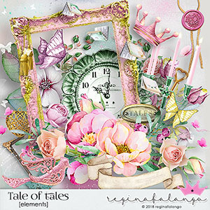 TALE OF TALES ELEMENTS