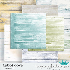 CABOT COVE PAPERS 1