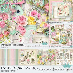 EASTER OR NOT EASTER BUNDLE + FWP