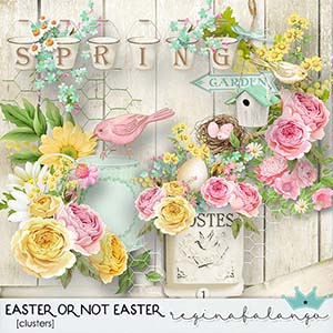EASTER OR NOT EASTER CLUSTERS