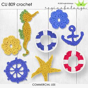CU 809 CROCHET