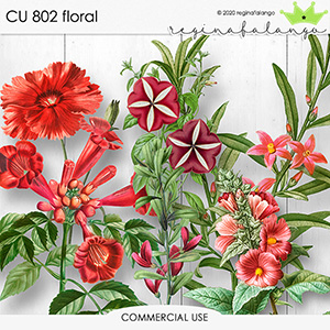 CU 802 FLORAL