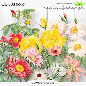 CU 803 FLORAL