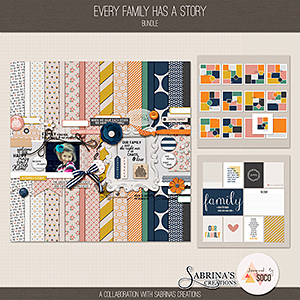 Every Family Has A Story | Bundle