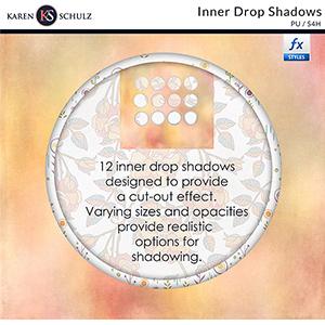 Inner Drop Shadow Styles