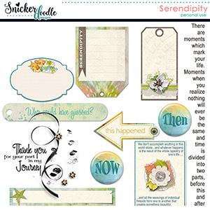 Serendipity Journal Bits