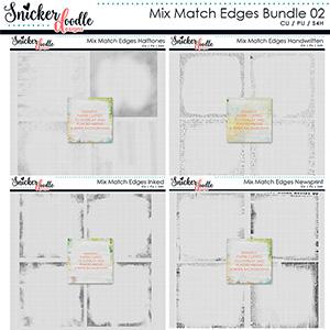 Mix Match Edges Bundle 02