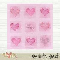 """Artistic Heart"""