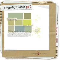 Everyday Project No. 2 -May Special Offer