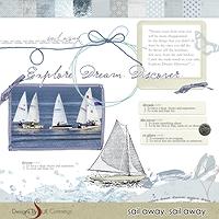 From My Notebook {Sail Away. Sail Away}