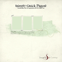 {Simply Quick}  Week Two