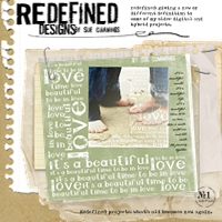 Redefined by Sue Cummings {No.1}