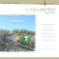 """Simply Perfect"" No. 2 {Summer}"