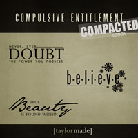 Compulsive Entitlement - Compacted - FREEBIE!!!!