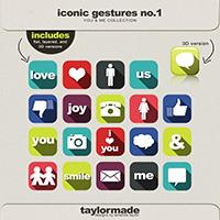 Iconic Gestures No. 1