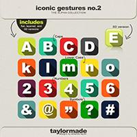 Iconic Gestures No. 2