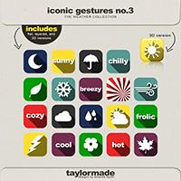 Iconic Gestures No. 3