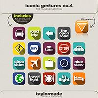 Iconic Gestures No. 4