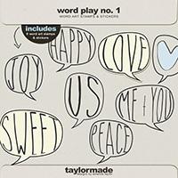 Word Play No. 1
