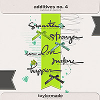 additives NO4