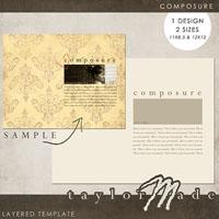 Composure Layered Template (FREEBIE!!!)