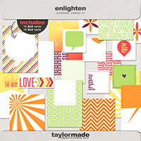 Enlighten Journal Cards No. 1
