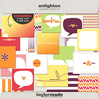 Enlighten Journal Cards No. 2